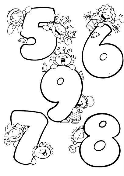 Confira as Melhores Dicas de Moldes de Números para Imprimir
