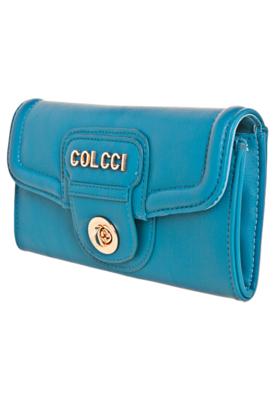 carteiras femininas colcci azul