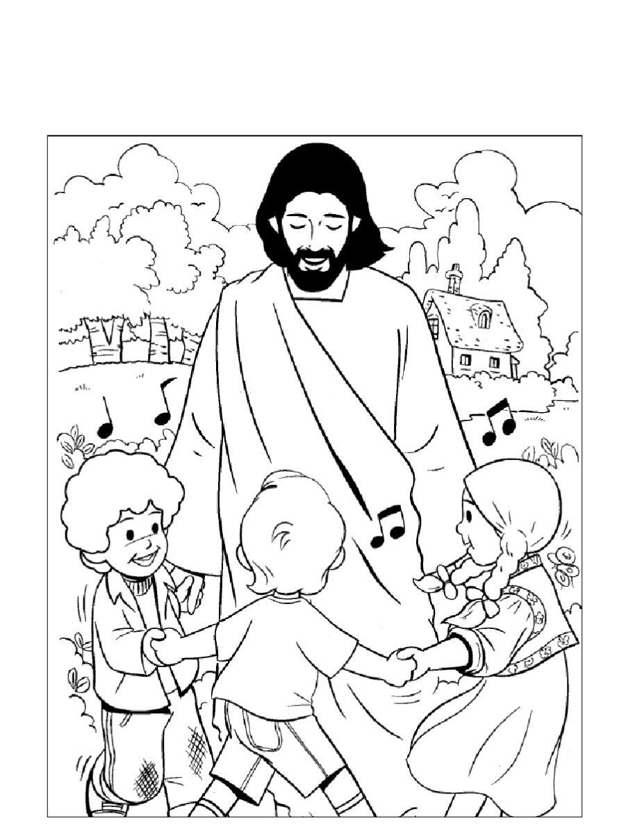 Dicas De Desenhos Biblicos Para Colorir E Imprimir Ideias Mix