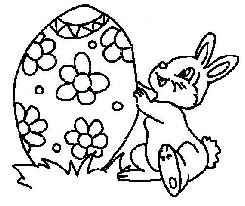 Dicas De Desenhos De Ovos De Pscoa Para Colorir E Imprimir
