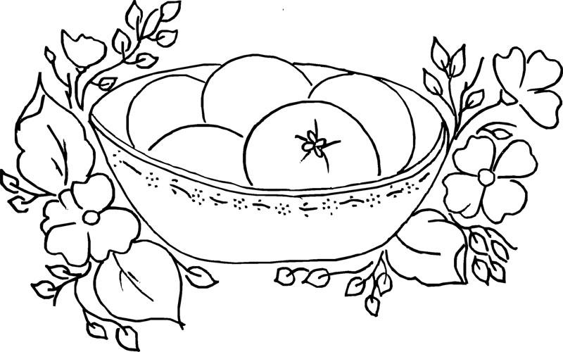 Desenhos Para Pano De Prato Imagui