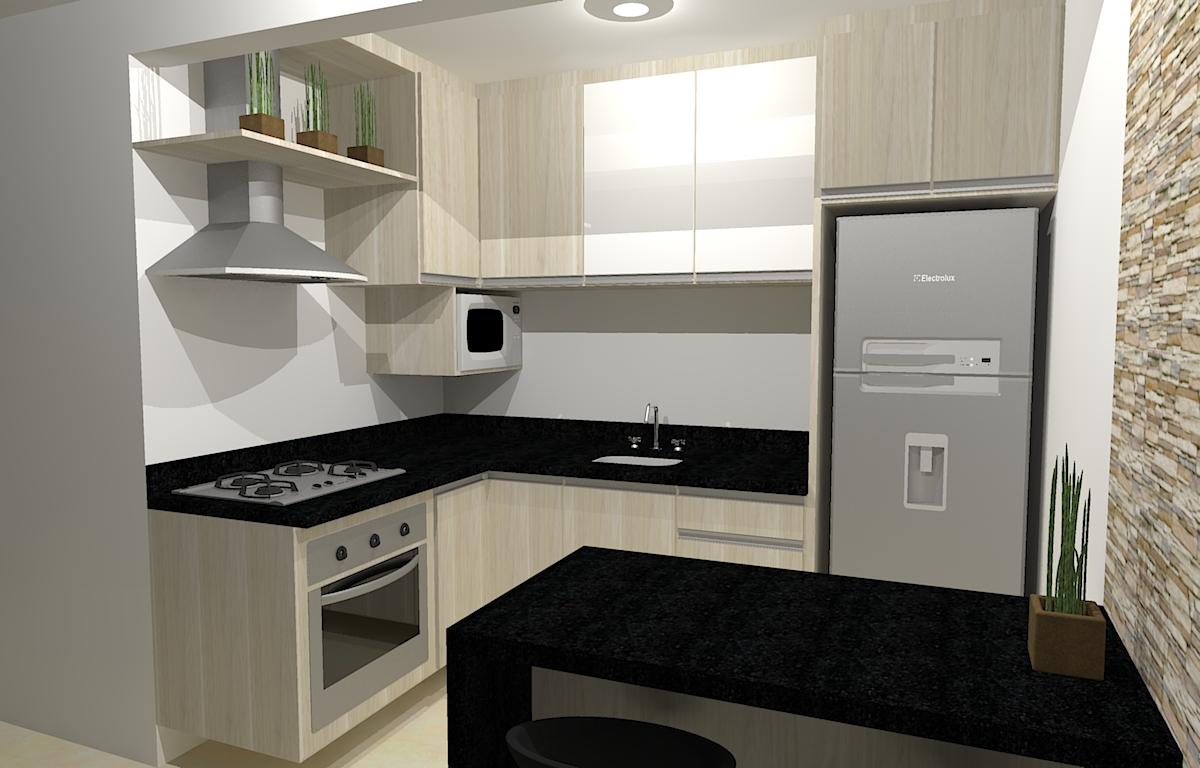Confira Modelos de Projetos de Cozinhas Sob Medida Ideias Mix #8E6D3D 1200 768