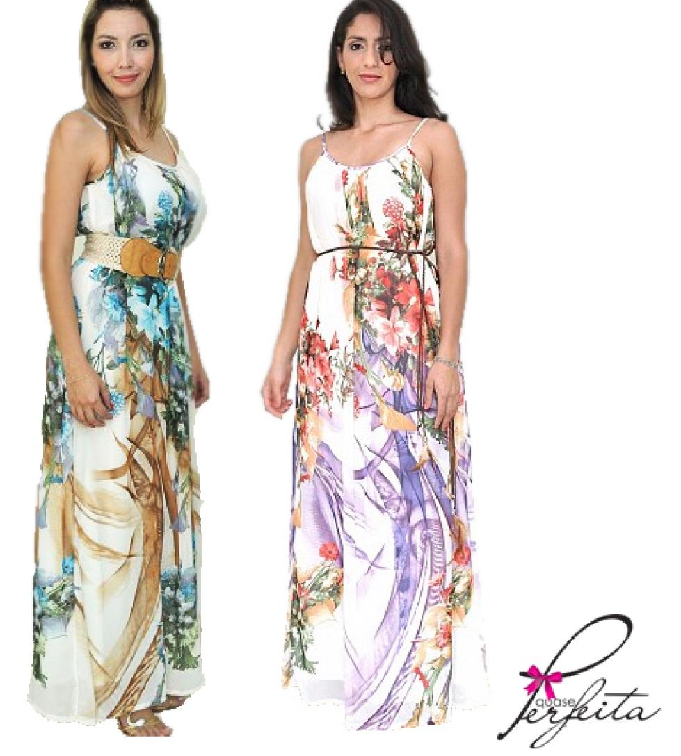Os mais lindos vestidos de verao