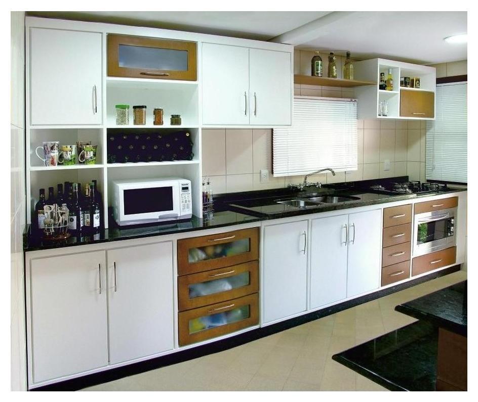 Another Image For Cozinhas Pequenas Planejadas Fotos E Modelos 6