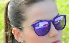 Confira o Novo Óculos Ray Ban Erika de Veludo