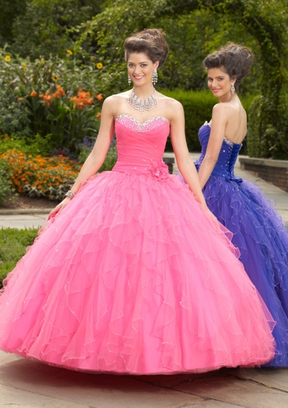 Modelos de Vestidos para Festa de 18 Anos Longos e Curtos | Ideias Mix