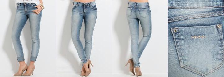 824b381fa Confira Modelos de Calças jeans Colcci Feminina da Moda Atual ...