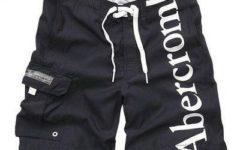 Veja Modernas Bermudas Abercrombie Masculinas da Moda