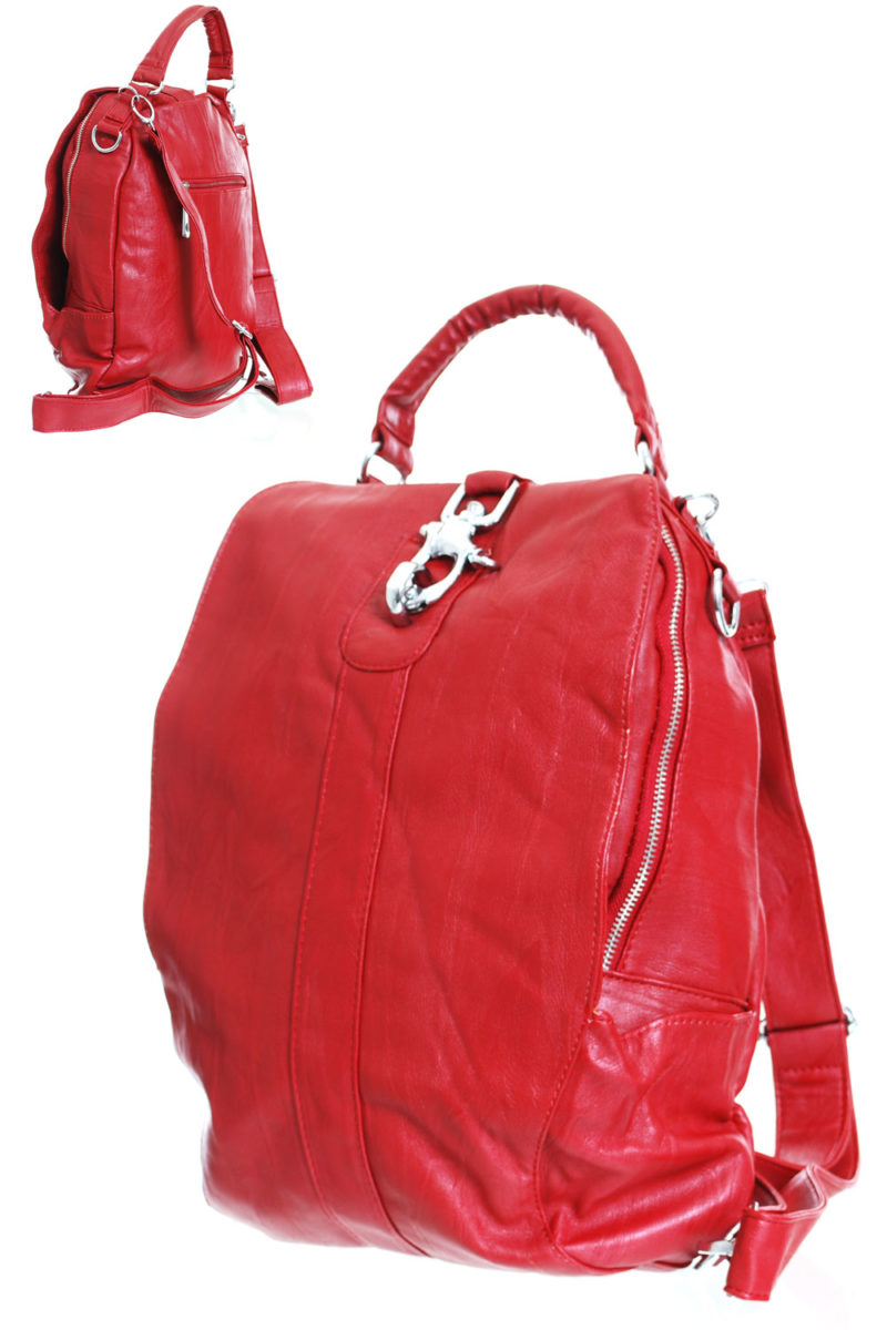 Bolsa Mochila Feminina Rafitthy : Confira belos modelos de bolsas mochilas femininas