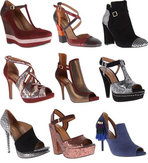 9f339a9b9 calçados da coleção arezzo outono inverno 2015