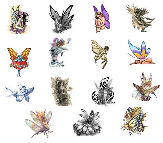 Fairy Tattoos Designs Ideas And Meaning: Desenhos De Tatuagens De Signos Para Imprimir