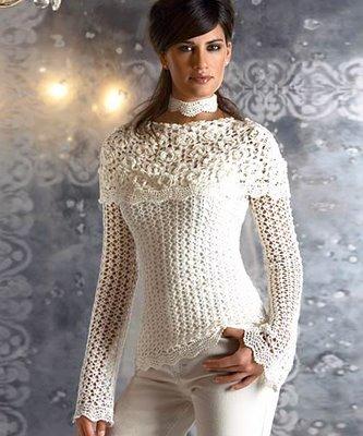 свитер женский 2015