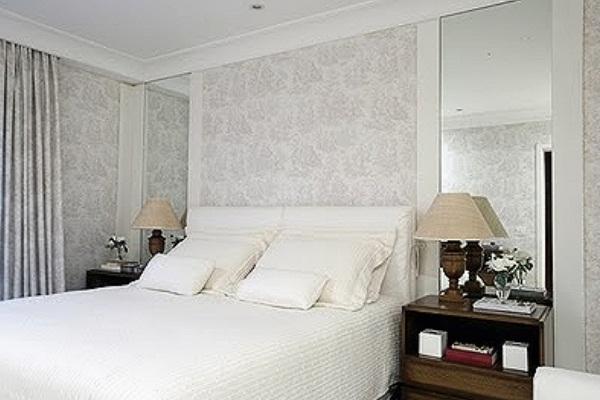 Papel De Parede Para Quarto De Casal ~ Confira excelentes modelos de papel de parede para quarto de casal que