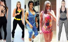 Dicas de Macacão Feminino Para Academia da Moda Fitness
