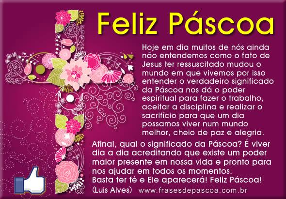 Confira Dicas De Mensagem De Feliz Pascoa Evangélica