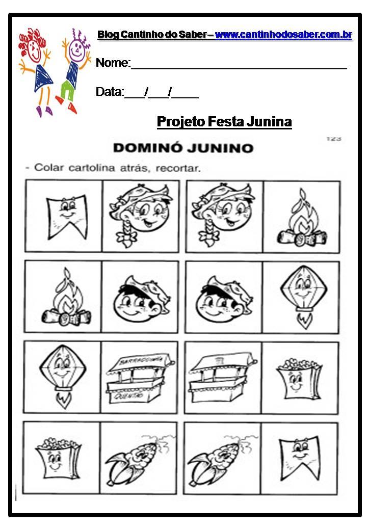 Dicas De Atividades De Festa Junina Para Ensino Fundamental Para