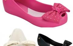 Nova Coleção de Sapatilhas Melissa, Super da Moda