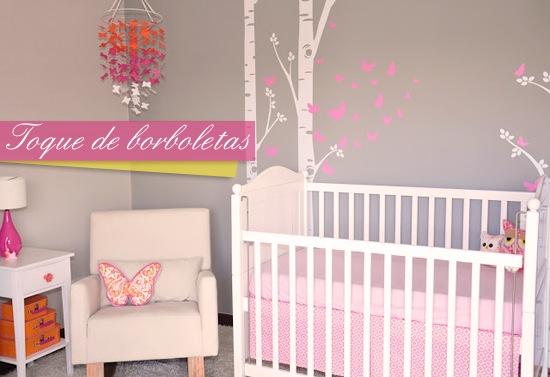Adesivos Para Parede Quarto De Bebe ~ dicas de adesivos de parede para quarto de beb? feminino