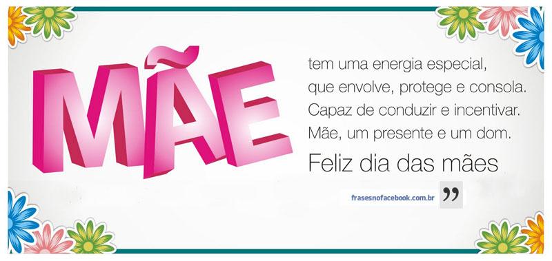 Frases Para Dia Das Mães Para Facebook Ideias Mix