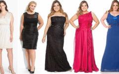 Confira Belos Modelos de Vestidos de Formatura Plus Size