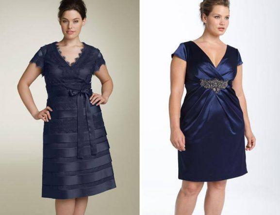 Confira Belos Modelos de Vestidos de Formatura Plus Size   Ideias Mix