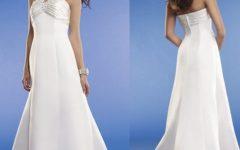 Confira Belos Vestidos de Noivas Simples Para Casamento na Igreja ou Civil