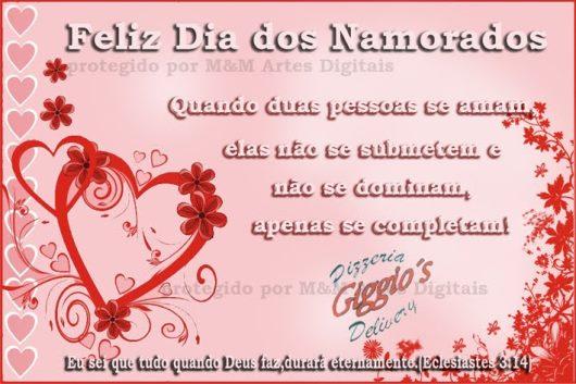Mensagens Do Dia Dos Namorados: Confira Dicas De Mensagens Para Dia Dos Namorados Para
