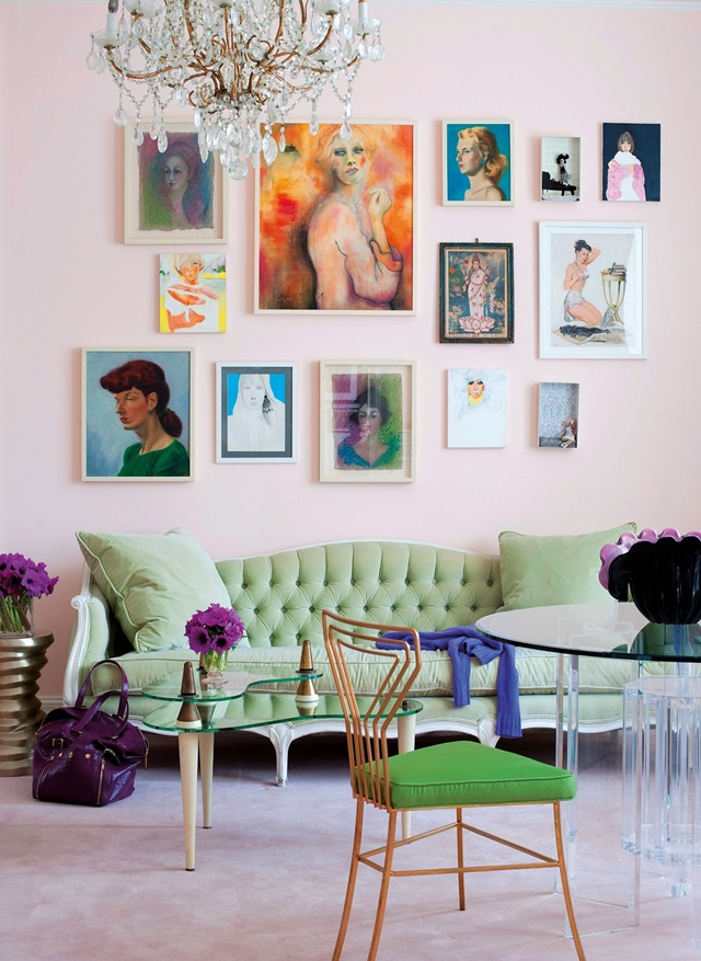 Confira modelos de quadros de parede vintage para decorar - Placas para decorar paredes ...