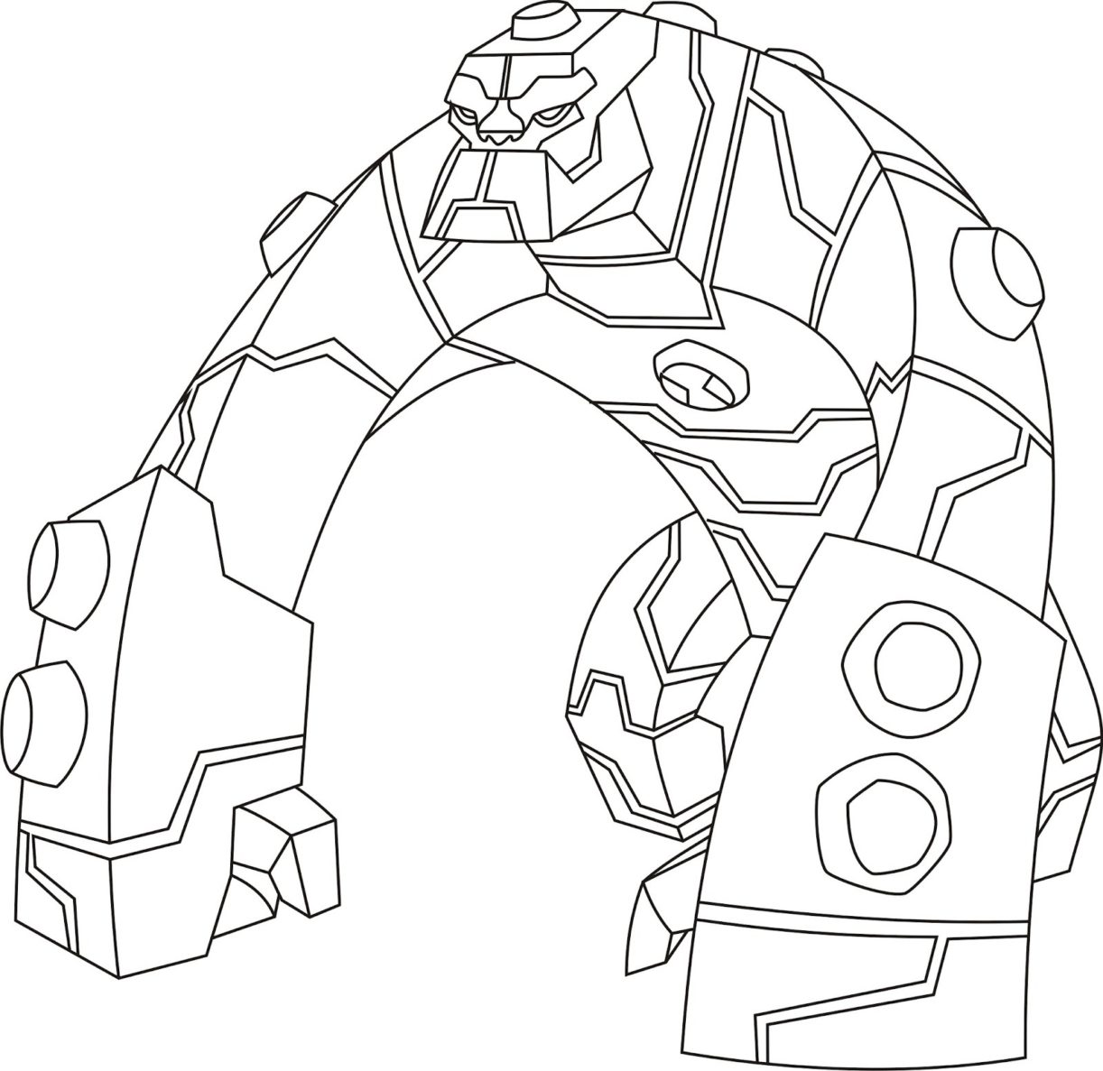 Tipos de desenhos do ben 10 para colorir e imprimir for Ben 10 coloring pages games