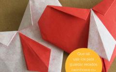 Atividades de Origami para o Dia dos Pais, Aprenda Fazer