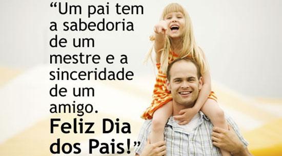 Lindas Imagens E Frases Para O Dia Dos Pais: Veja As Melhores Frases Para Dia Dos Pais Para Facebook