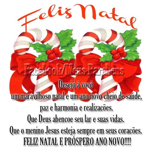 Mensagens De Feliz Natal E Ano Novo Para Facebook E