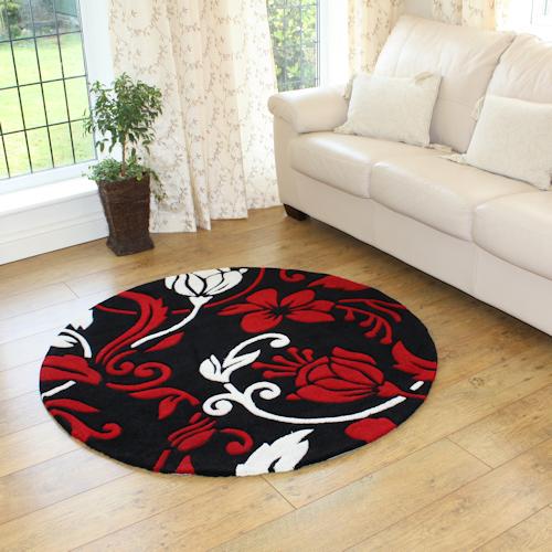 Tapete Para Sala De Jantar Redondo ~ Na hora de escolher o melhor para enfeite para casa, um lindo tapete