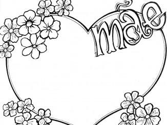 desenhos para dia das mães