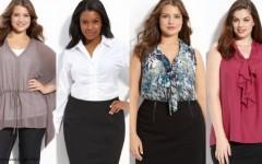 Escolha as Mais Belas Roupas Sociais Femininas Plus Size da Moda Atual