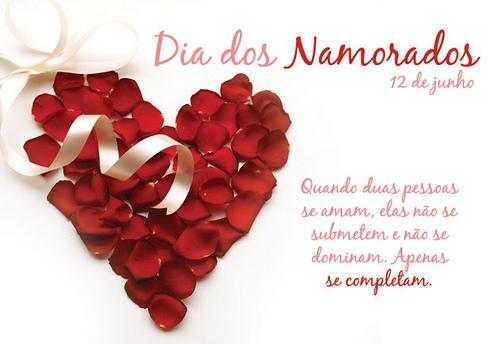 Mande Um Lindo Cartão Para Dia Dos Namorados Para Facebook Ideias Mix