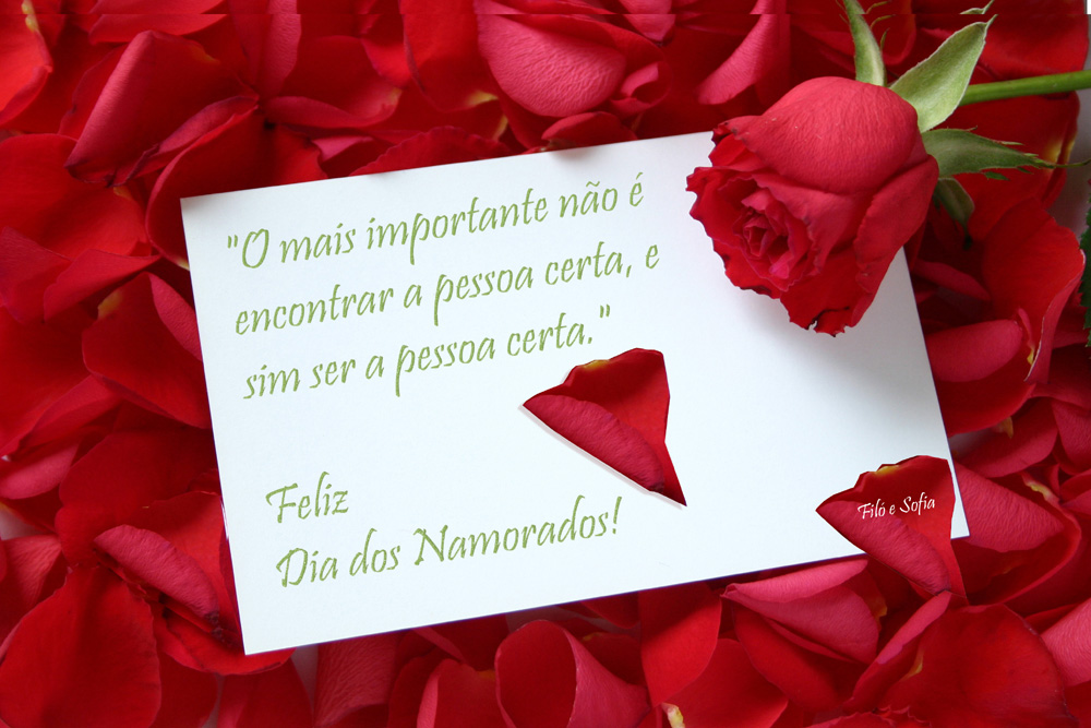 Mensagens De Amor Para Dia Dos Namorados: Mande Um Lindo Cartão Para Dia Dos Namorados Para Facebook