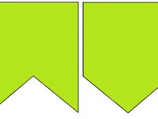 como fazer bandeirinhas para festa junina