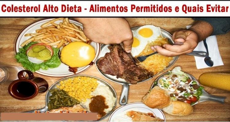 Tima dieta para quem esta com o colesterol alto ideias mix - Alimentos que provocan colesterol ...
