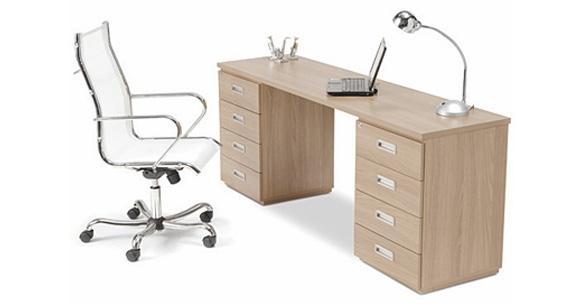 Sugest es de mesas para escrit rio com timas dicas - Mesa para escritorio ...