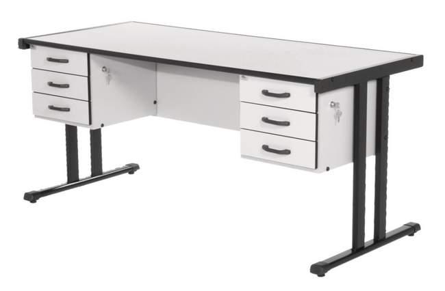 Sugest es de mesas para escrit rio com timas dicas for Protector de mesa escritorio