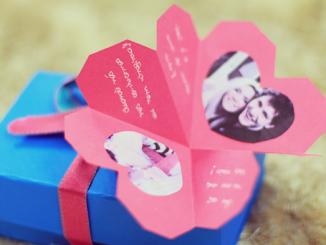 moldes de cartão para o dia dos namorados carta de coração