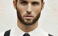 Barbas Masculinas Desenhadas Que Estão na Moda