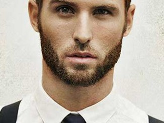 barbas masculinas desenhadas