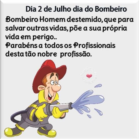 Mensagens para o Dia do Bombeiro Brasileiro para Whats e Face