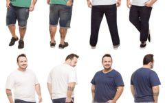 Novas Tendências da Moda Plus Size Masculina 2017