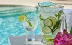 Água Mágica para Emagrecer ao Longo do Dia: Detox e Termogênica