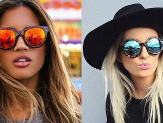 tendências de óculos femininos para 2017