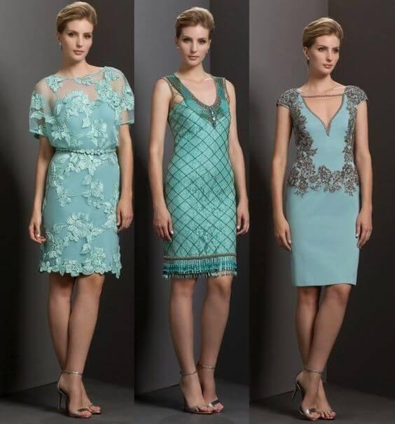 b90412431c Vestidos de Festa para Senhoras Modernas e Super Estilosas