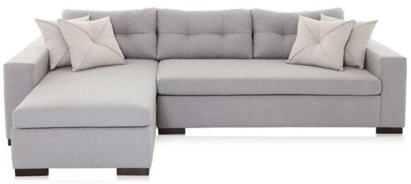 Modelos de sof s com chaise para seu lar ideias mix for Sofas articulados modelos